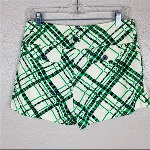 Anthropologie Shorts - Anthropologie Hei Hei Geometric Print Shorts 4